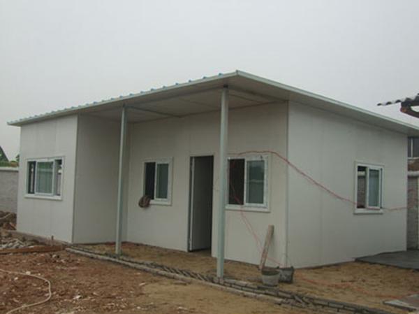 Innovaci n en estructuras modulares - Casas de panel sandwich ...